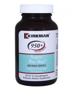 Super Pro-Bio (Bio-Max Series) 60 caps Kirkman Labs