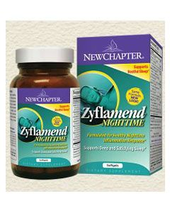 Zyflamend Nighttime 60 softgels New Chapter