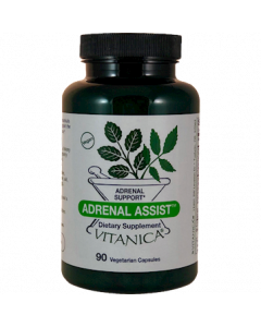 Adrenal Assist 90 vcaps Vitanica