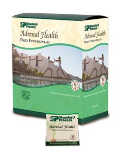 Daily Fundamentals - Adrenal Health 60 packs/box Standard Process