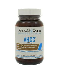 AHCC 1500 mg Prescribed Choice