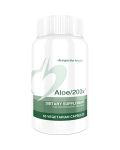 Aloe/200x 60 vcaps Designs For Health