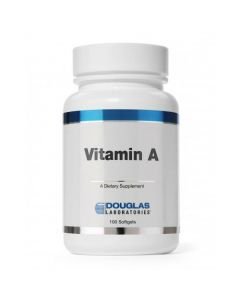 Vitamin A 10000 IU Douglas Labs