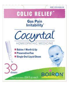 Cocyntal 30 Liquid Unit Doses Boiron