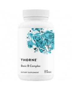 Basic B Complex 60 caps Thorne Research