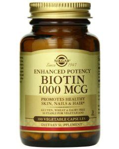biotin 1000 mcg 100 vcaps