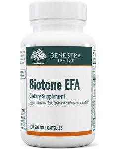 Biotone EFA 100 caps Genestra / Seroyal