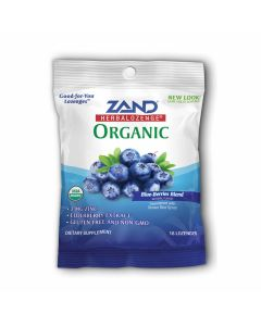 BlueBerries Herbalozenge 12 bags Zand