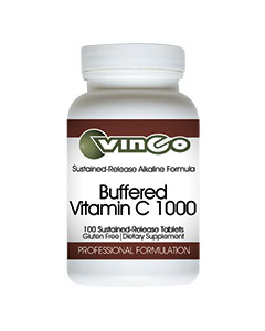 Vitamin C Buffered 1000 mg Vinco