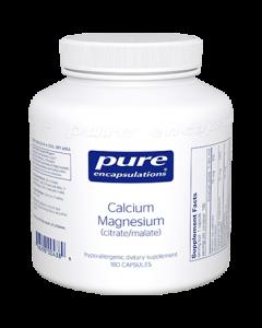 calcium magnesium citrate malate