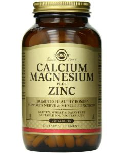 Calcium Magnesium Plus Zinc 250