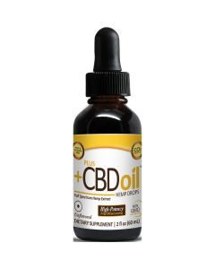 CBD Oil 1500mg Gold Drops 2oz – Unflavored