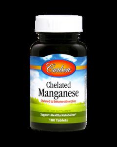 Chelated Manganese 20 mg