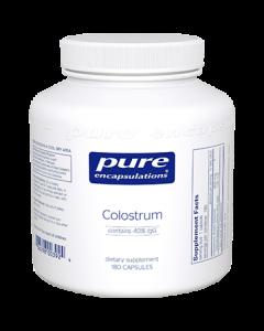 Colostrum 40% IgG 450 mg 180