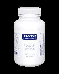 Colostrum 40% IgG 450 mg 90