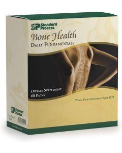 Daily Fundamentals Bone Health 60 packs Standard Process