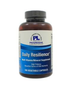Daily Resilience 180 vcaps Progressive Labs