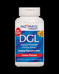 DGL 100 chew Enzymatic Therapy