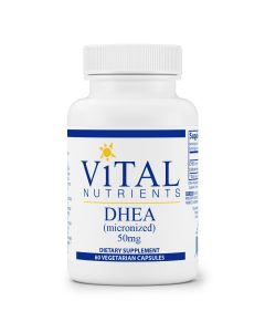 DHEA 50 mg 60 caps Vital Nutrients