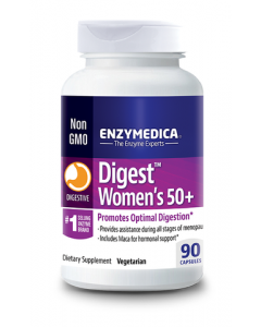Digest Women's 50+ 90 caps Enzymedica