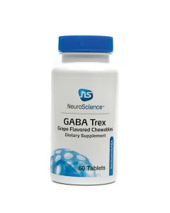 GABA Trex Chewable Tablets (Grape Flavor) 60c NeuroScience