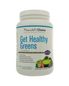 Get Healthy Greens 50 serv Prescribed Choice