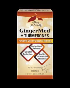 GingerMed + Turmerones