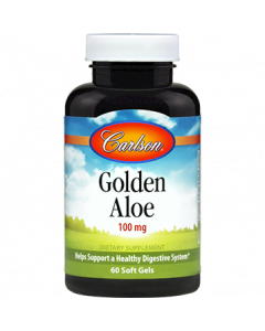 Golden Aloe 100 mg