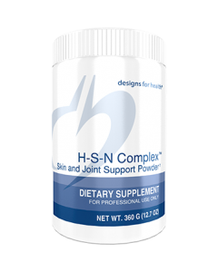 H-S-N Complex Skin and Joint Support Powder 360g (12.7oz) Designs for Health