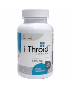 i-Throid 6.25mg (Iodine) 90c RLC Labs