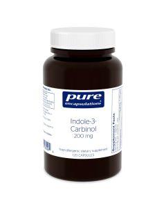 Indole-3-Carbinol 200 mg 120 caps Pure Encapsulations