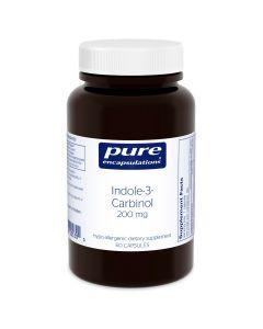 Indole-3-Carbinol 200 mg 60 caps Pure Encapsulations