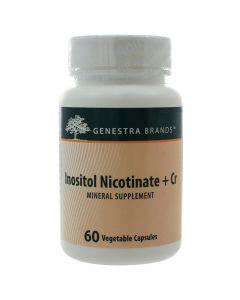 Inositol Nicotinate + Cr 60 vcaps Genestra / Seroyal