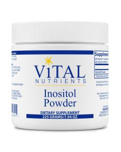 Inositol Powder 8oz Vital Nutrients