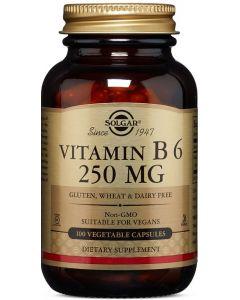 Vitamin B6 Formula 250 mg Solgar