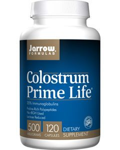 Colostrum Prime Life 500mg 120 caps by Jarrow Formulas