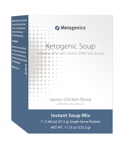 Ketogenic Soup Savory Chicken