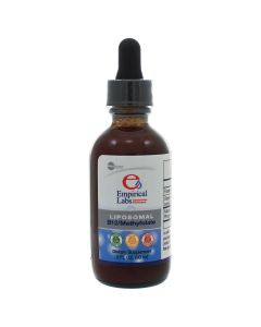 Liposomal B12/Methylfolate 2 oz Empirical Labs
