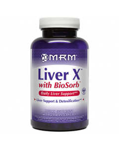 Liver X with BioSorb 60 vcaps MRM