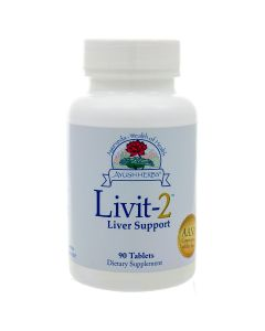 Livit-2 500 mg 90 tabs Ayush Herbs