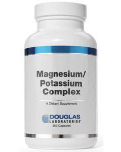 Magnesium/Potassium Complex 250 caps