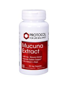 Mucuna Pruiens 90 vcaps Protocol For Life Balance