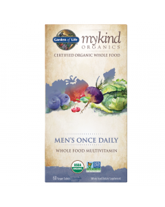 mykind Organics Mens Once Daily Multi 60