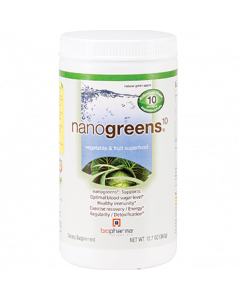 NanoGreens 10 Green Apple
