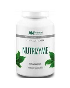 Nutrizyme 335mg 450 American Nutriceuticals