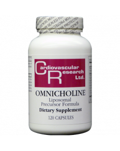 Omnicholine 120 caps Ecological Formulas / Cardiovascular Research