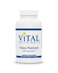 Osteo-Nutrients 180 vcaps Vital Nutrients