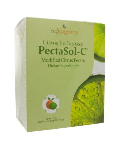PectaSol-C Lime Infusion 30 packets EcoNugenics