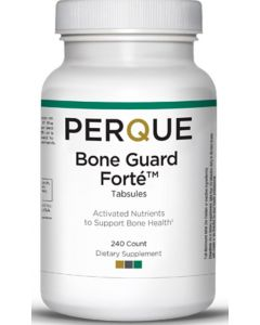 Bone Guard Forte 100  tabs Perque