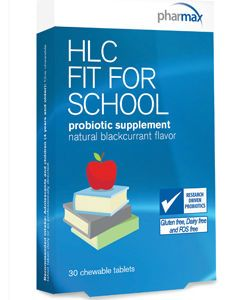 HLC Fit For School 30 tabs